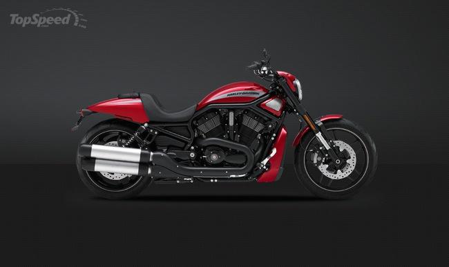 Harley-Davidson V-Rod có thêm phiên bản đặc biệt mới 2