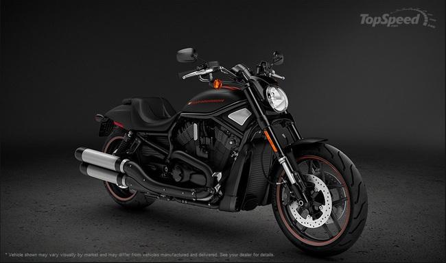 Harley-Davidson V-Rod có thêm phiên bản đặc biệt mới 3