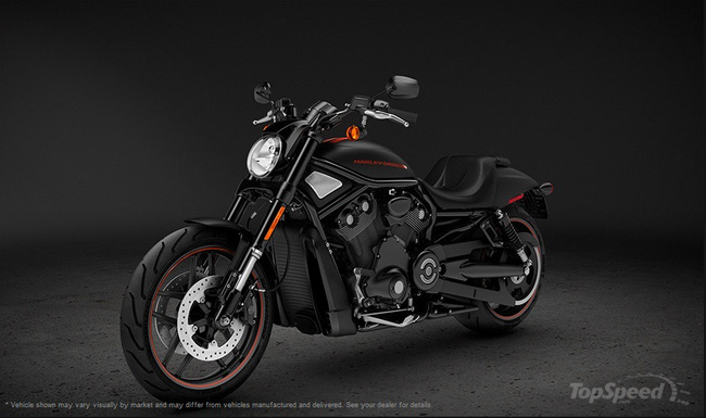 Harley-Davidson V-Rod có thêm phiên bản đặc biệt mới 4