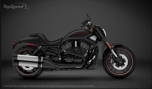 Harley-Davidson V-Rod có thêm phiên bản đặc biệt mới 6