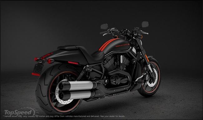 Harley-Davidson V-Rod có thêm phiên bản đặc biệt mới 8