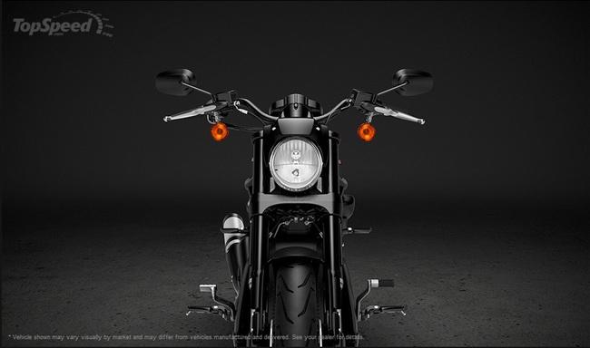 Harley-Davidson V-Rod có thêm phiên bản đặc biệt mới 9
