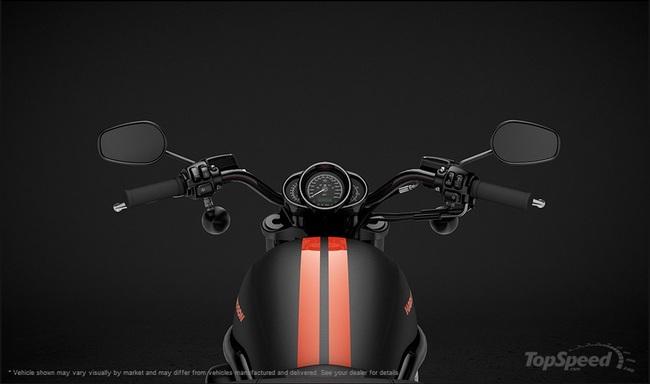 Harley-Davidson V-Rod có thêm phiên bản đặc biệt mới 10