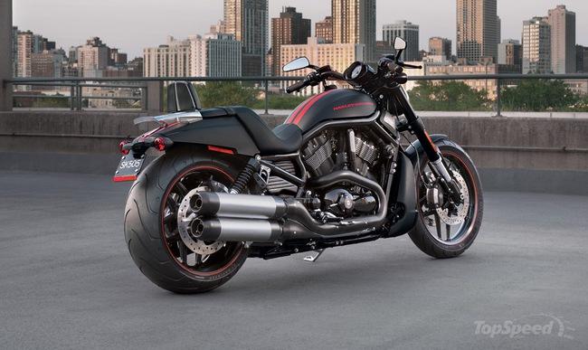 Harley-Davidson V-Rod có thêm phiên bản đặc biệt mới 11