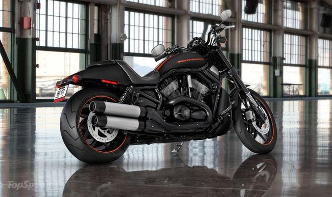 Harley-Davidson V-Rod có thêm phiên bản đặc biệt mới 12