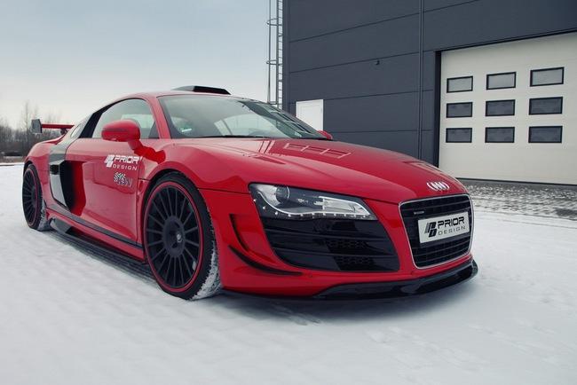 Ngắm xế độ Audi R8 GT650 của Prior Design 3