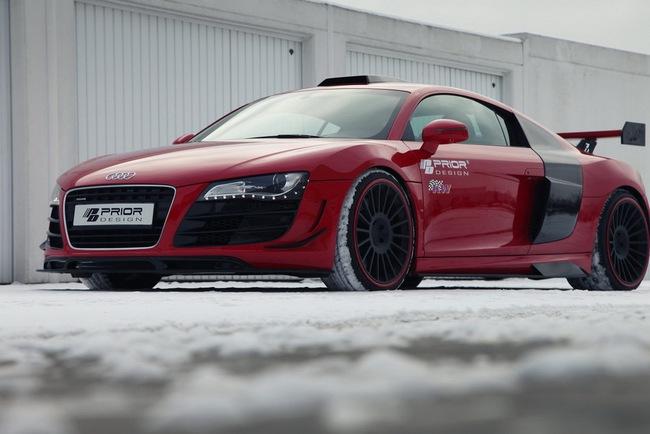 Ngắm xế độ Audi R8 GT650 của Prior Design 4