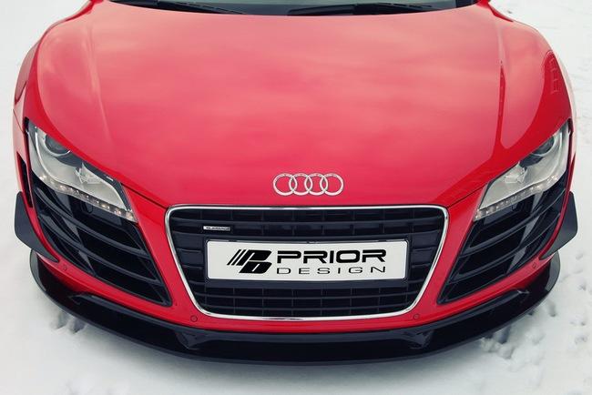 Ngắm xế độ Audi R8 GT650 của Prior Design 14