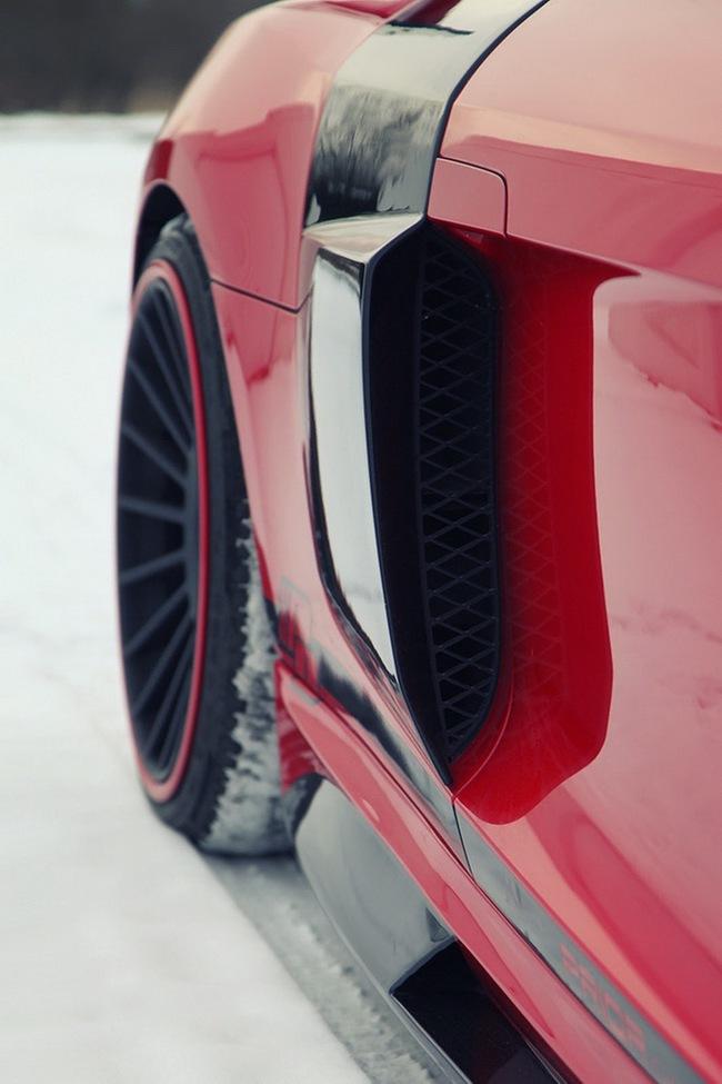 Ngắm xế độ Audi R8 GT650 của Prior Design 16
