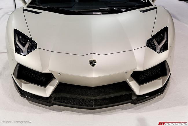 Bắt gặp Justin Beiber lái DMC Aventador LP900 Molto Veloce 9