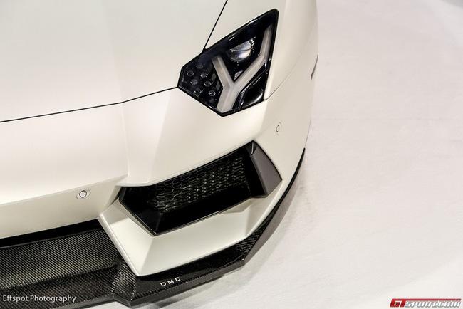 Bắt gặp Justin Beiber lái DMC Aventador LP900 Molto Veloce 10