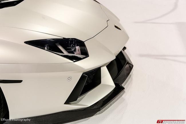 Bắt gặp Justin Beiber lái DMC Aventador LP900 Molto Veloce 11
