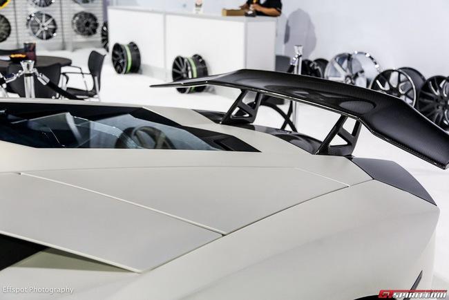 Bắt gặp Justin Beiber lái DMC Aventador LP900 Molto Veloce 14
