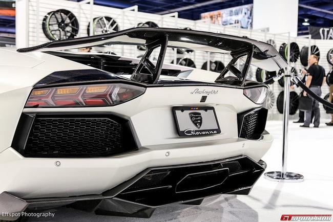 Bắt gặp Justin Beiber lái DMC Aventador LP900 Molto Veloce 15