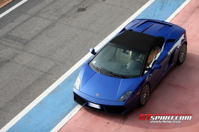 Lamborghini tổ chức offline đầu năm 5