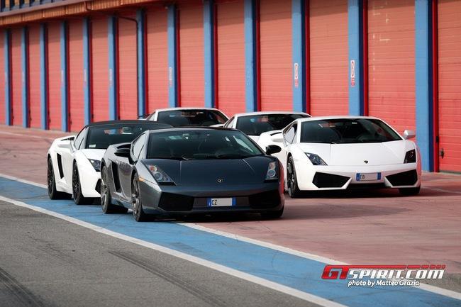 Lamborghini tổ chức offline đầu năm 11
