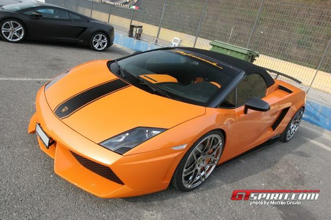 Lamborghini tổ chức offline đầu năm 15