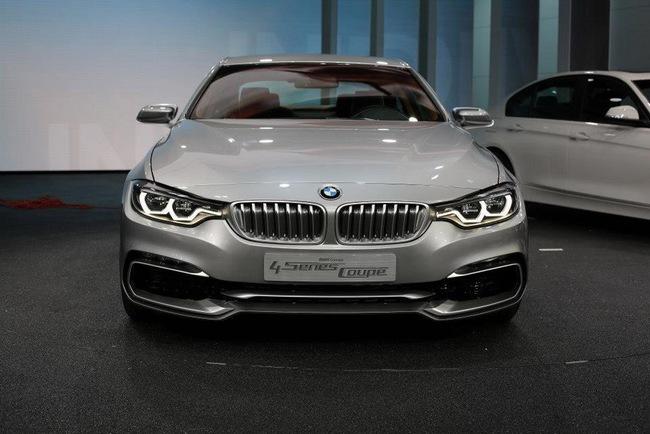 Lộ ngày sản xuất BMW 4-Series Coupe 1