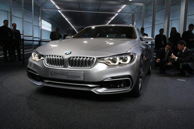Lộ ngày sản xuất BMW 4-Series Coupe 2