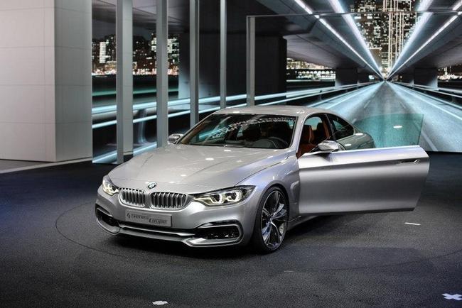 Lộ ngày sản xuất BMW 4-Series Coupe 3