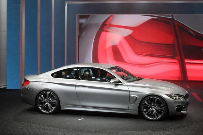 Lộ ngày sản xuất BMW 4-Series Coupe 4