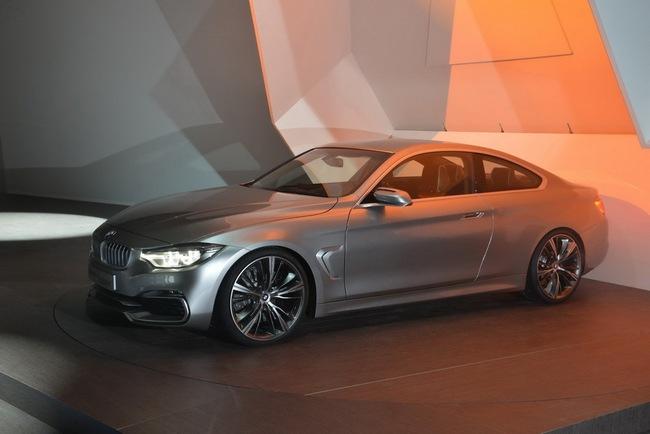 Lộ ngày sản xuất BMW 4-Series Coupe 5
