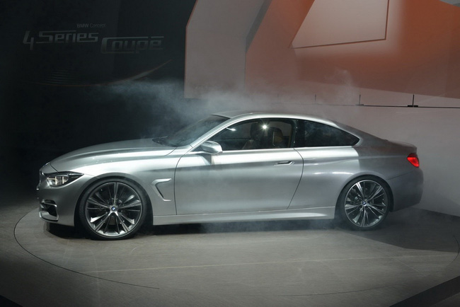 Lộ ngày sản xuất BMW 4-Series Coupe 6