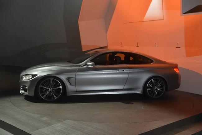 Lộ ngày sản xuất BMW 4-Series Coupe 7