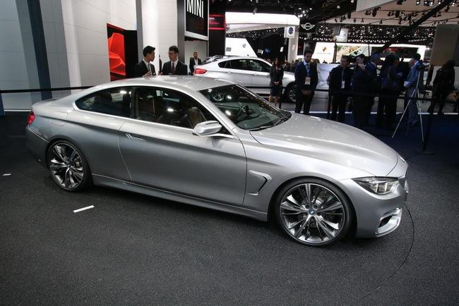 Lộ ngày sản xuất BMW 4-Series Coupe 8
