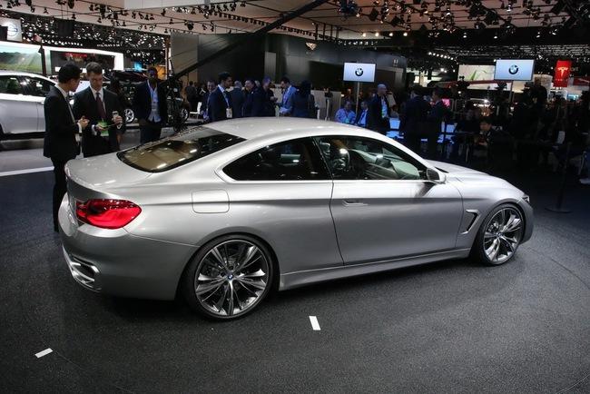 Lộ ngày sản xuất BMW 4-Series Coupe 9