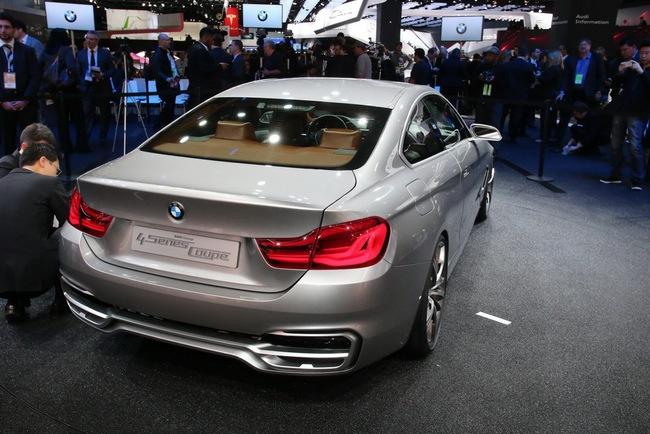 Lộ ngày sản xuất BMW 4-Series Coupe 10