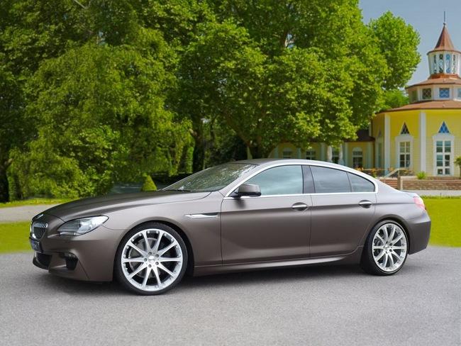 Hartge nâng cấp BMW 6-Series Gran Coupe 1