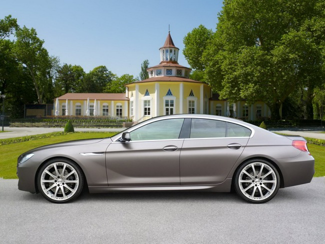 Hartge nâng cấp BMW 6-Series Gran Coupe 2