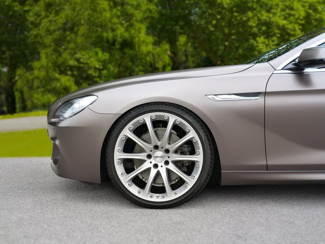 Hartge nâng cấp BMW 6-Series Gran Coupe 3