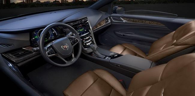 Cadillac khoe cabin ELR 11