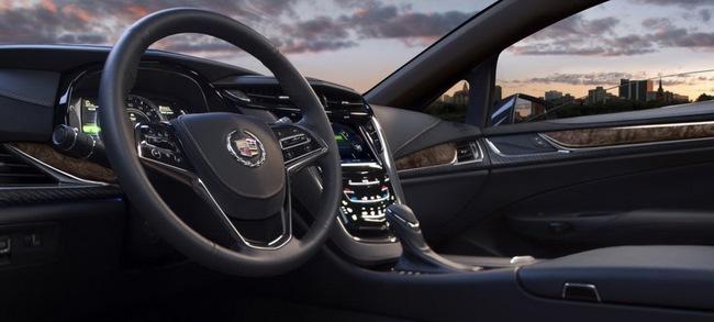 Cadillac khoe cabin ELR 12