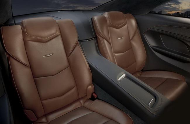 Cadillac khoe cabin ELR 15