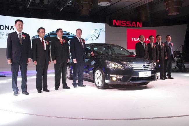 Nissan Teana 2013 ra mắt tại Trung Quốc, Audi A3 có thêm động cơ mới 4