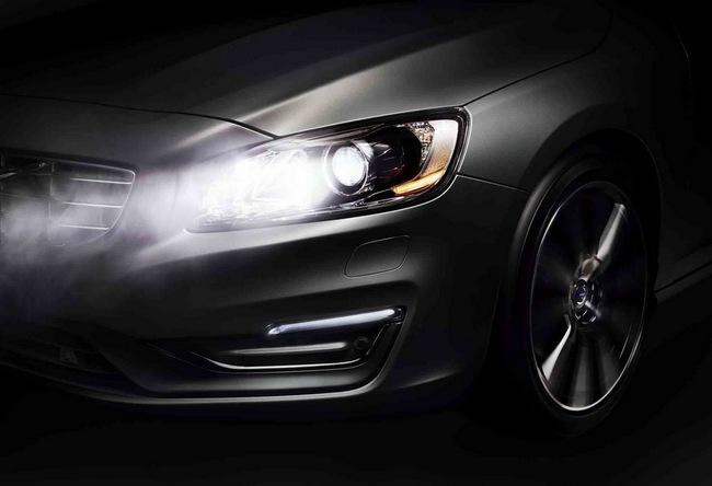 Volvo ra mắt hệ thống đèn pha mới 1