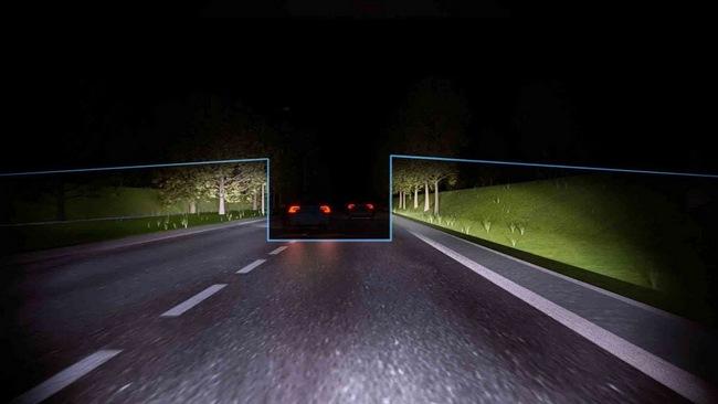 Volvo ra mắt hệ thống đèn pha mới 3