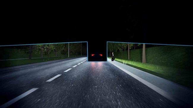 Volvo ra mắt hệ thống đèn pha mới 4
