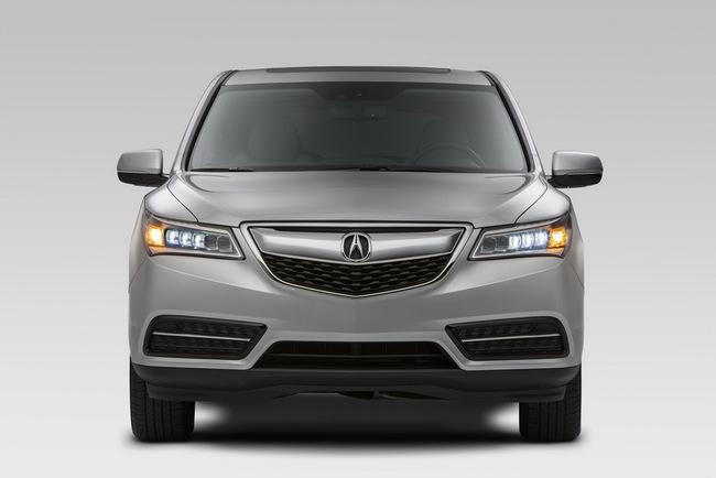 Acura MDX 2014: Tăng kích thước nhưng nhẹ hơn 1