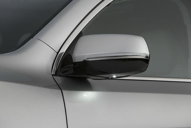 Acura MDX 2014: Tăng kích thước nhưng nhẹ hơn 8