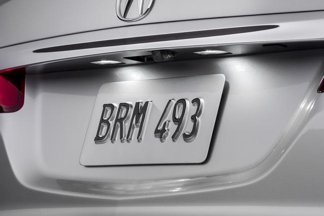 Acura MDX 2014: Tăng kích thước nhưng nhẹ hơn 10