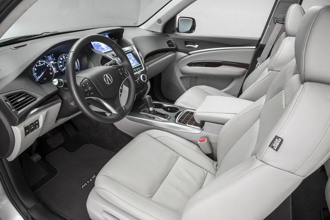 Acura MDX 2014: Tăng kích thước nhưng nhẹ hơn 12