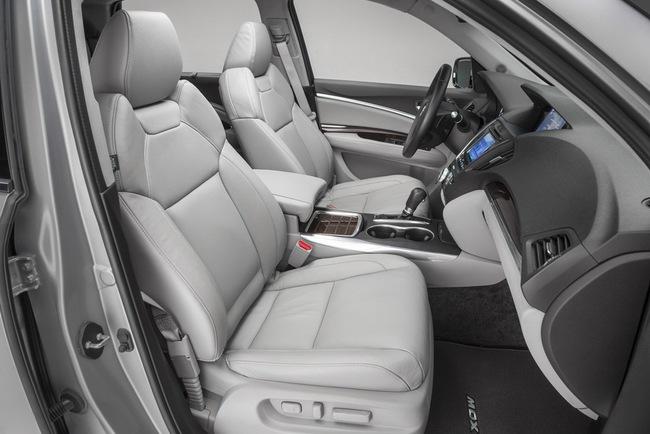 Acura MDX 2014: Tăng kích thước nhưng nhẹ hơn 13