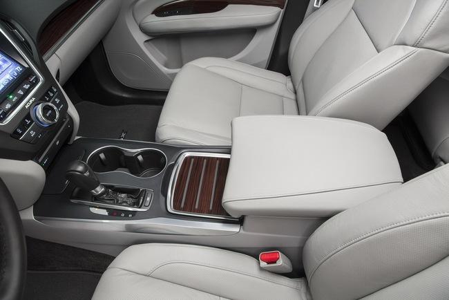 Acura MDX 2014: Tăng kích thước nhưng nhẹ hơn 14