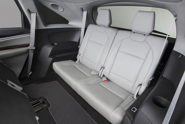 Acura MDX 2014: Tăng kích thước nhưng nhẹ hơn 16
