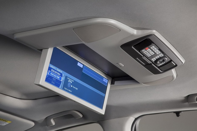 Acura MDX 2014: Tăng kích thước nhưng nhẹ hơn 17