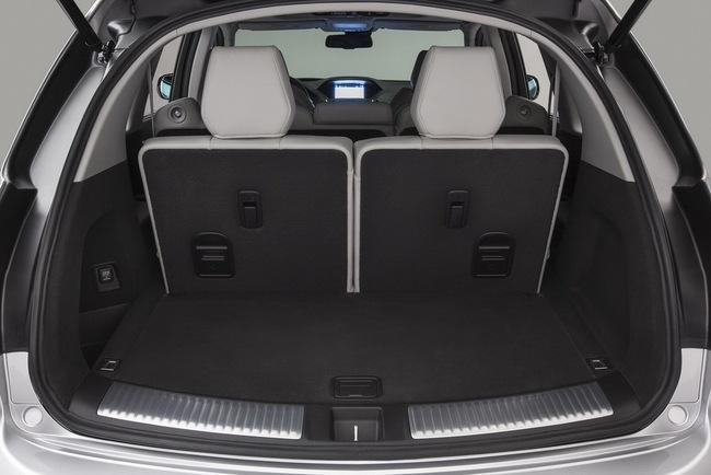 Acura MDX 2014: Tăng kích thước nhưng nhẹ hơn 18